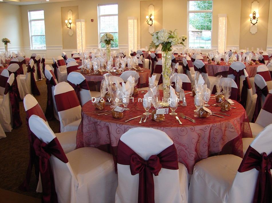 Maroon Wedding Decorations Images - Wedding Decoration Ideas